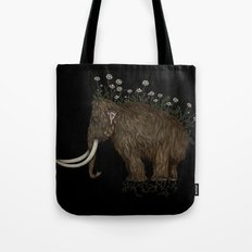 mammoth in bloom Tote Bag
