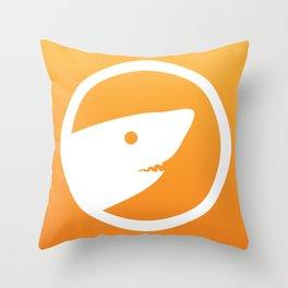 The Shark Throw Pillow