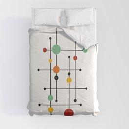 Mid Century Modern 1-4 Comforters