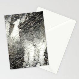 Black Ice Stationery Cards