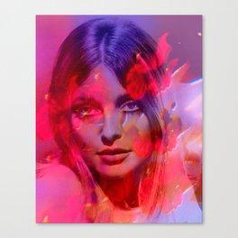 Sharon Tate Canvas Print
