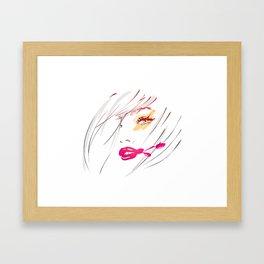 Cruise Control Framed Art Print