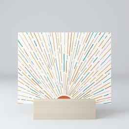 Sunshine All Around Mini Art Print