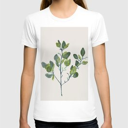 Eucalyptus Branch T-shirt