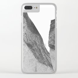 Iceberg Clear iPhone Case