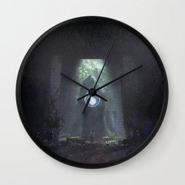 Long Forgotten Wall Clock