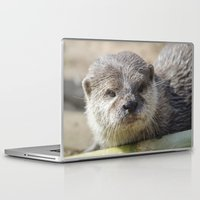 otter Laptop & iPad Skins featuring Otter by PICSL8