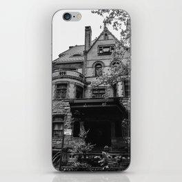 Brooklyn Heights Brownstone iPhone Skin