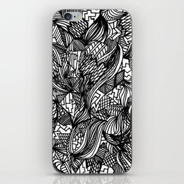 Pattern Crazy iPhone Skin