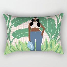 The Lovely Bambi Rectangular Pillow