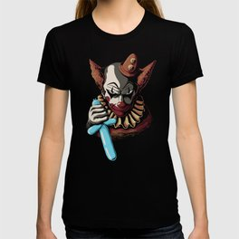 Clowns are Evil T-shirt