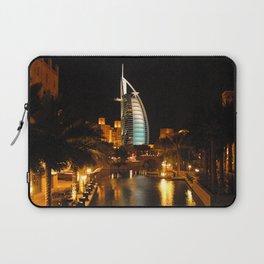 Burj Al Arab Hotel - Dubai Laptop Sleeve