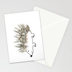 Nail Hedgehog Stationery Cards