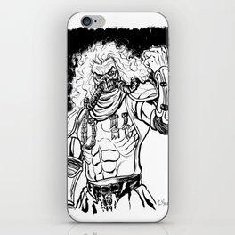 Immortal Joe iPhone Skin