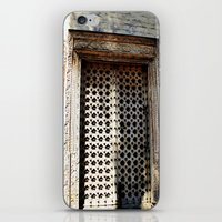 ornate elephant iPhone & iPod Skins featuring Ornate by A Dostert