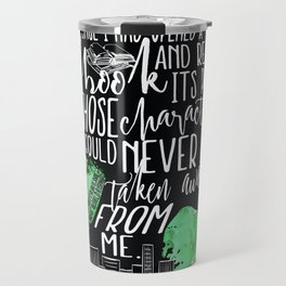 New World Rising - A Book Travel Mug