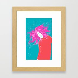 Dreaming – Lost (in) Time Framed Art Print