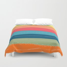 Happiness Duvet Cover