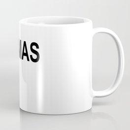 X-Mas Invader Coffee Mug