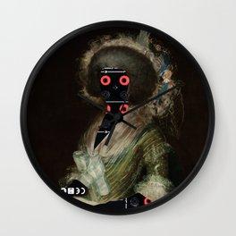 Goya´s HiFi Mama Wall Clock
