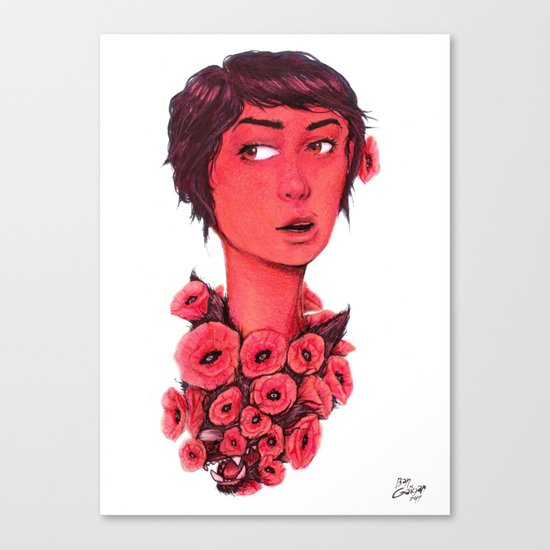 Wild X Free Canvas Print