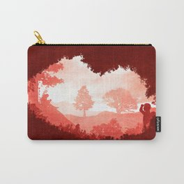 When we kissed Carry-All Pouch
