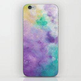Obnoxious Galaxy iPhone Skin