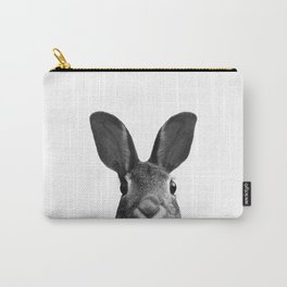 Bunny Selfie Carry-All Pouch