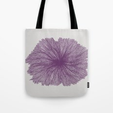 Jellyfish Flower A Tote Bag
