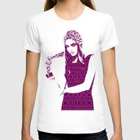 cara delevingne T-shirts featuring Cara Delevingne by fashionistheonlycure