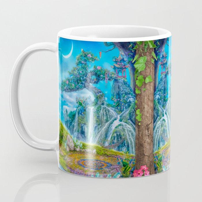 Day Moon Haven Coffee Mug