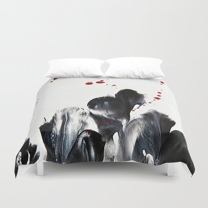 Blood and Tears Duvet Cover