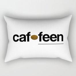 Caf-feen Rectangular Pillow