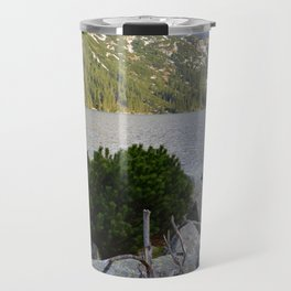 Morskie Oko in May Travel Mug
