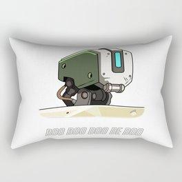 BOO BOO DOO DE DOO- Bastion Rectangular Pillow