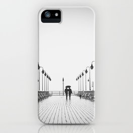 In Love On the Pier iPhone Case