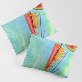 Wassily Kandinsky - Luminoso 1930  (luminous) Pillow Sham