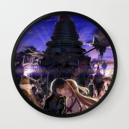 Kawaii Sword Art Online V5 Wall Clock