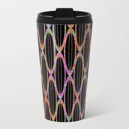 G Waves Travel Mug