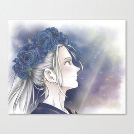 Viktor's Victory Canvas Print