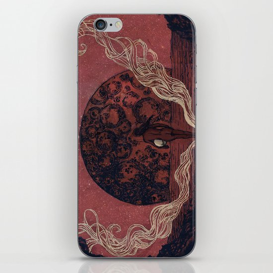 """After the Disco"" - Matthew Vidalis iPhone & iPod Skin"