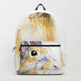 Hare Bunny Backpack