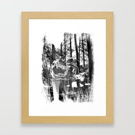 Bearwood Framed Art Print