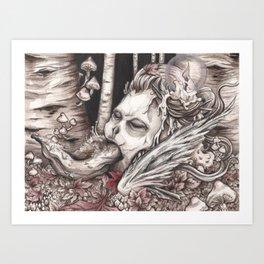 Maura Art Print
