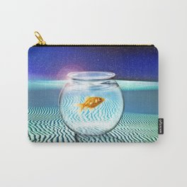 The Tourist Carry-All Pouch