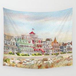 Cape May Promenade Wall Tapestry