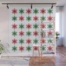 pretty christmas Wall Mural