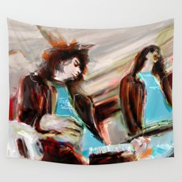 Joey & Jhonny Wall Tapestry