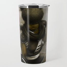 Blind Samurai 2 Travel Mug