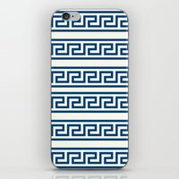 greek iPhone & iPod Skins featuring Greek II by Mr and Mrs Quirynen